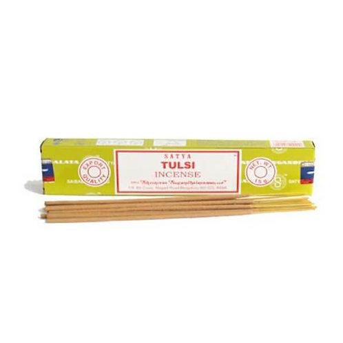 Tulsi Incense Sticks - SET OF 6 PACKS!