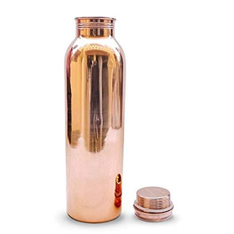 Copper Bottle.