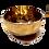 Thumbnail: Brass Hammered Singing Bowl