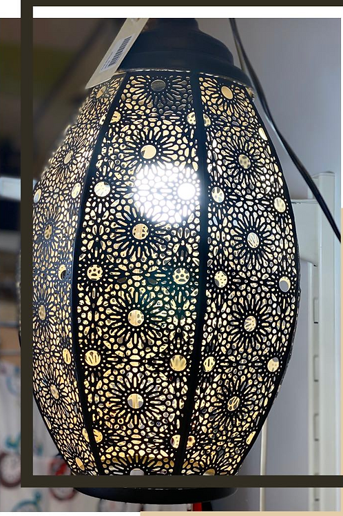 Oval Ceiling Lamp