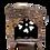 Thumbnail: Square Stone Oil Burner