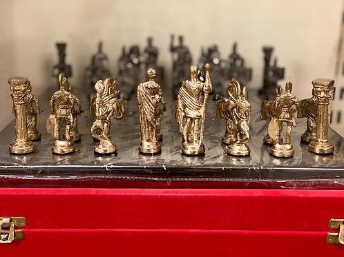 Brass Chess