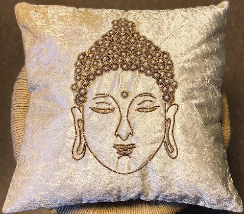 Buddha Beeds Pillow Cover