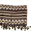 Thumbnail: Brown Pattern Viscus Scarf