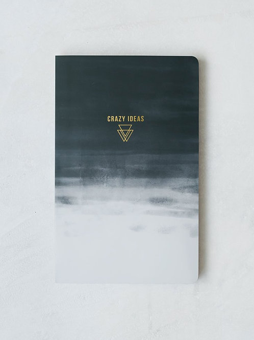 Denik Crazy Ideas Notebook