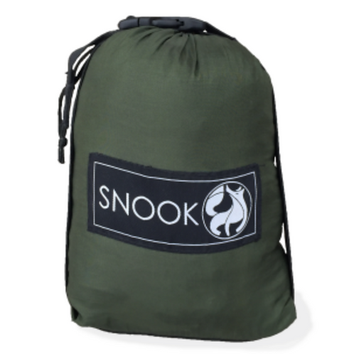 Snook Green Double Hammock