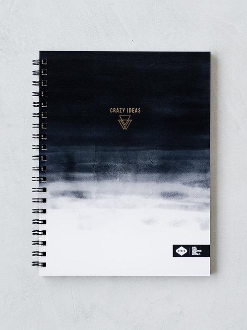 Denik Crazy Ideas Spiral Notebook