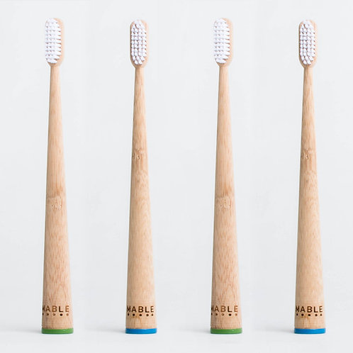 Four Pack Toothbrush - Mable