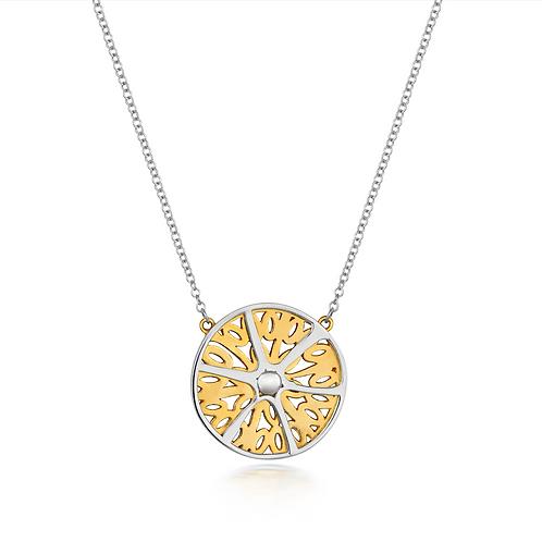 LBL Seville Spinning Necklace