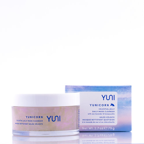 Yunicorn - Celestial Jelly Daily Mask Cleanser - YUNI