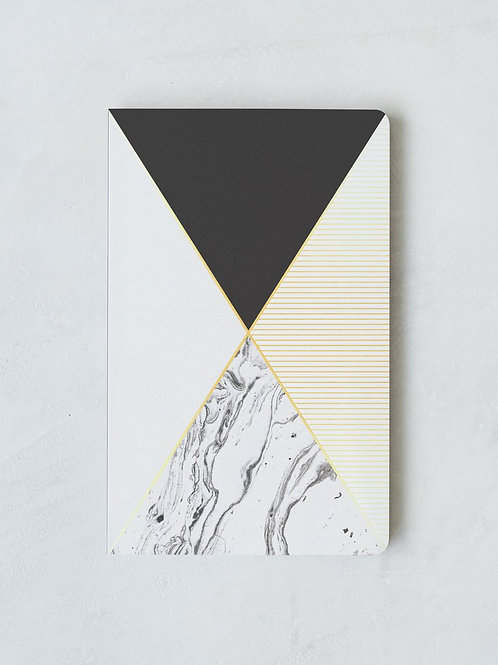 Denik Marble X Notebook