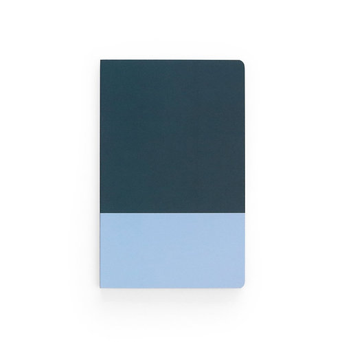 Denik Blue Tone Notebook
