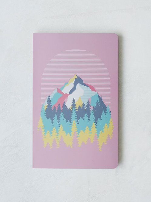 Denik Colors of the Wind Notebook