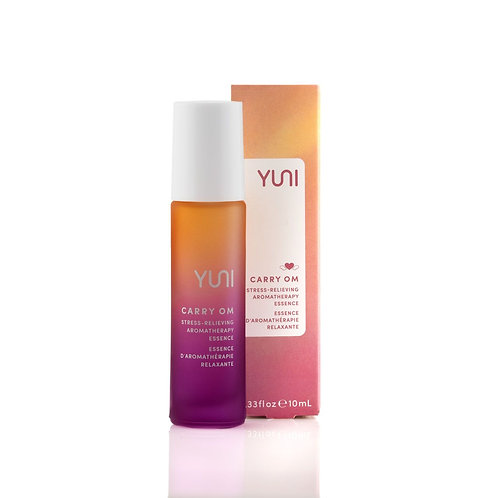 Carry Om - Stress-Relieving Aromatherapy Essence - YUNI