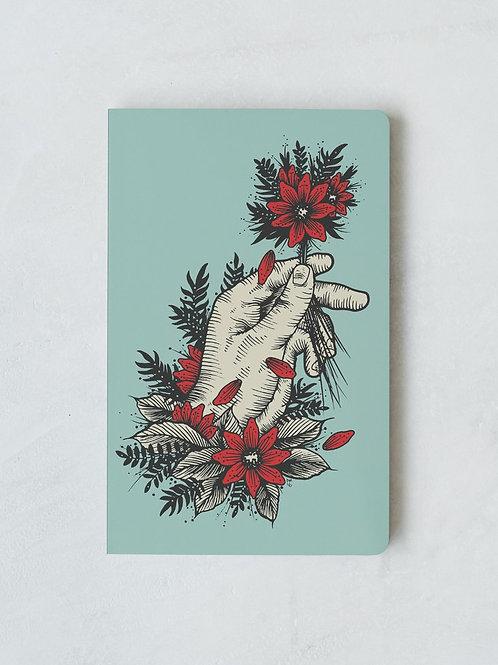 Denik In Bloom Notebook