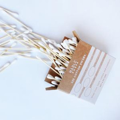 Cotton Swabs (100 pack) - Mable