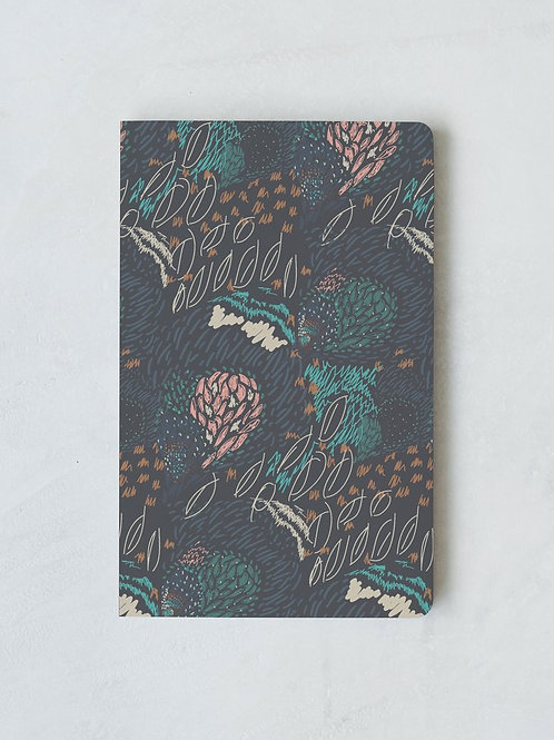 Denik Midnight Meadow Notebook