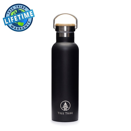 Tree Tribe Steel Water Bottle