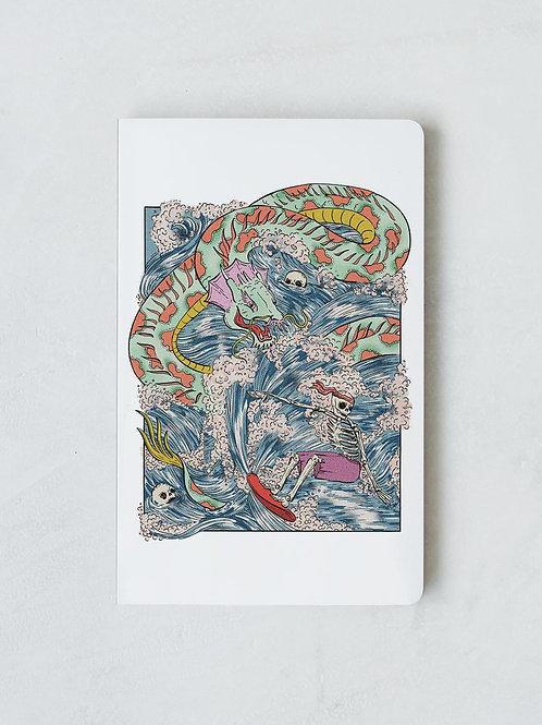 Denik Skelly Notebook