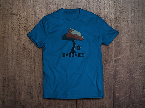 Idahomies Tire Swing T-Shirt