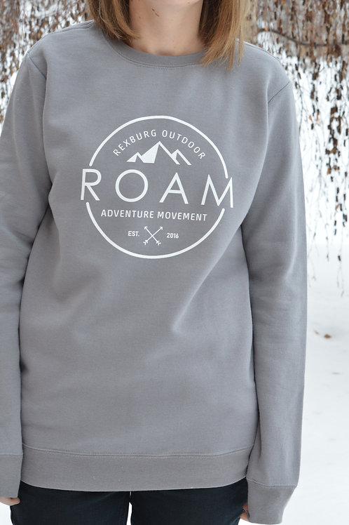 R.O.A.M. Light Great Pullover