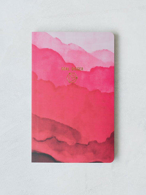 Denik Goal Digger Notebook
