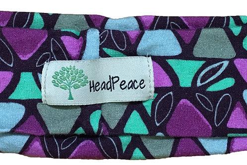 Stained Glass - HeadPeace Headband
