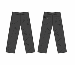Liam Hodges AW20 Creased Trousers