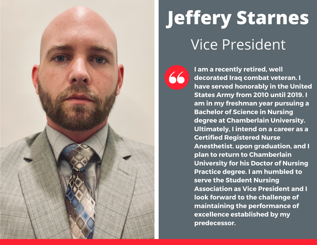 Vice President, Jeffery Starnes