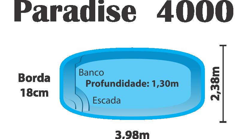 PARADISE 4000