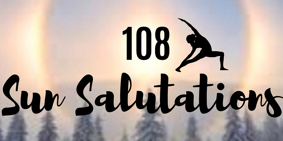 108 Sun Salutations with Tabitha Morris