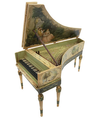 Musical Harpsichord/ MADE TO ORDER