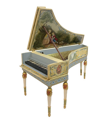 Empire Harpsichord-MADE TO ORDER