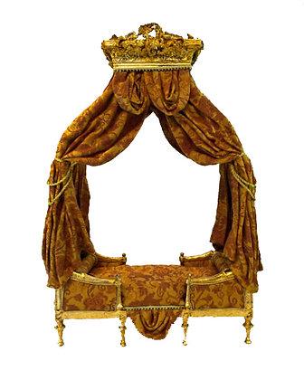 Brocade Duchesse-MADE TO ORDER
