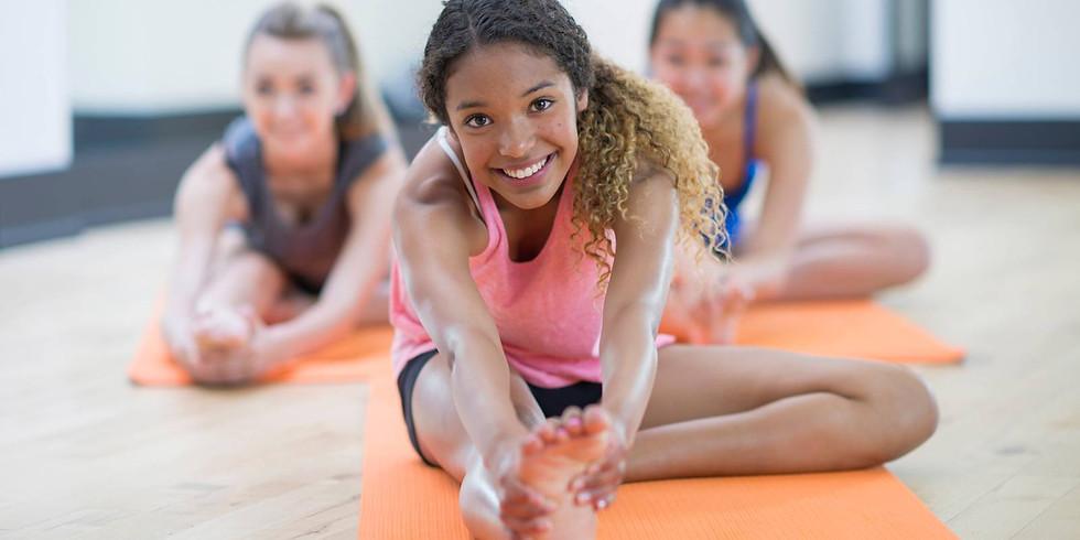 Teen Yoga - 4 Week Block
