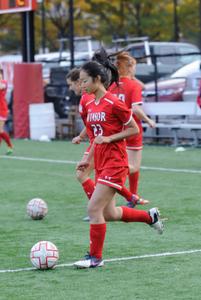 Besst Team- Susy Liu, On Midnight Soccer and Unadulterated Fun