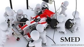 SMED: Cambio rápido de herramienta