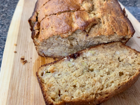 Perfect Banana Protein Bread