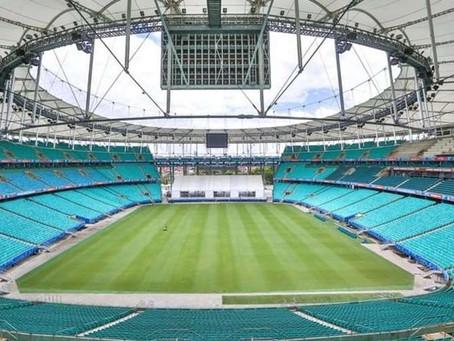 Com desativação de Hospital de Campanha, Fonte Nova voltará a receber jogos, anuncia governador