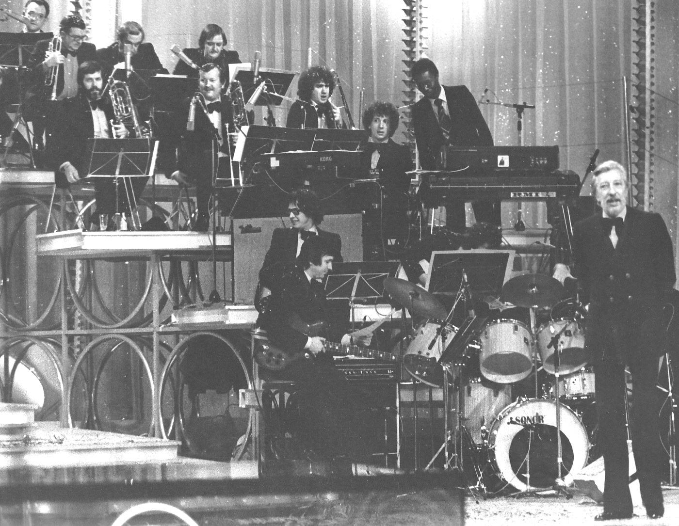 Grand orchestre Raymond Lefèvre