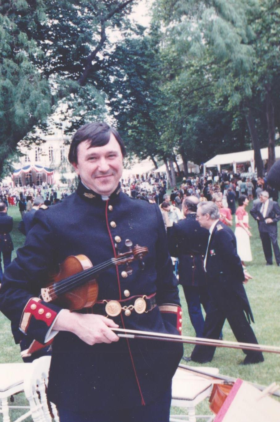 Elysée G Party 14 07 1992