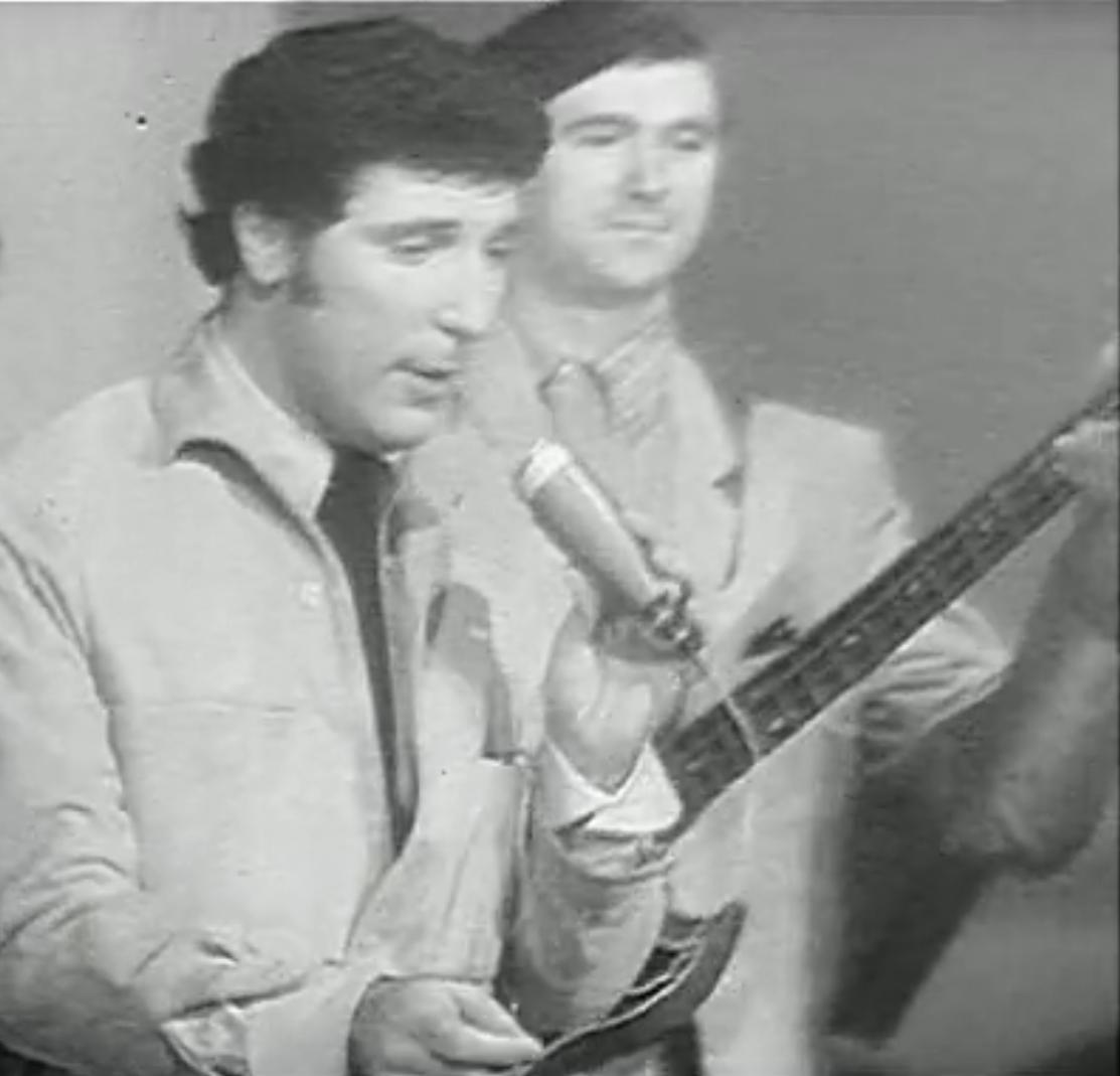 Dariz & Tom Jones 30 07 1966