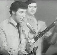 Tom Jones & Dariz 30 07 1966