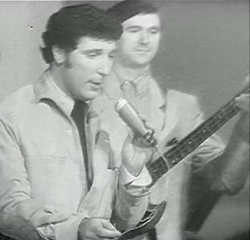 Dariz & Tom Jones 30 07 1966