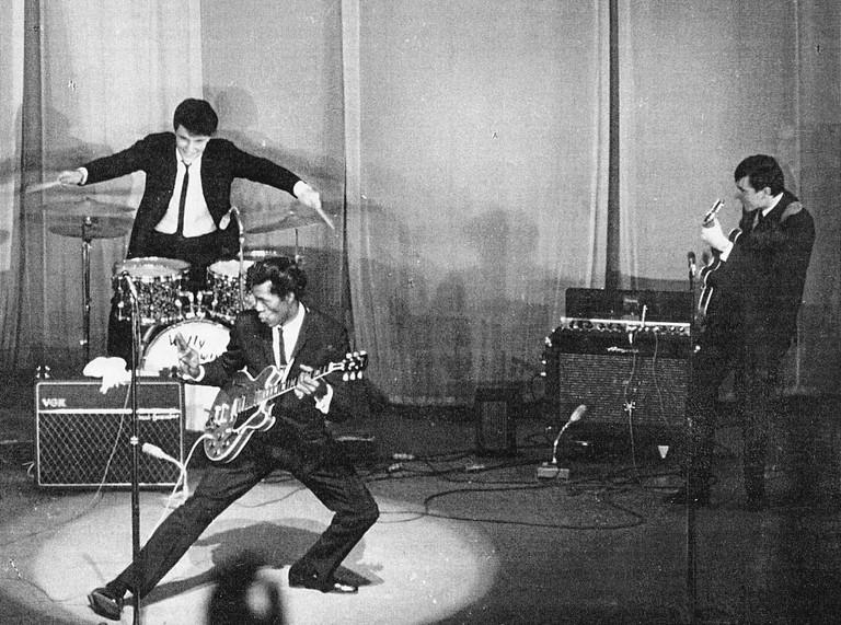 Chuck Berry Dariz Willy Lewis
