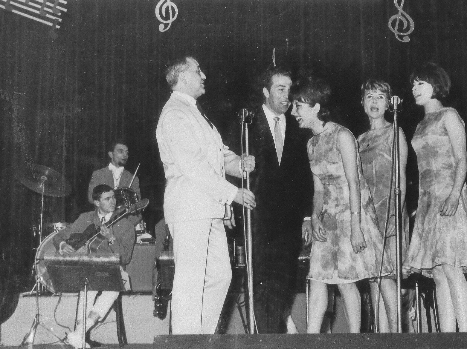 Orch Jacques Hélian Février 1963
