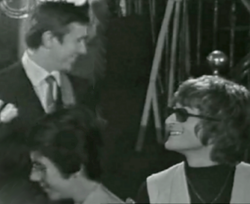Michel Polnareff et Dariz 1968