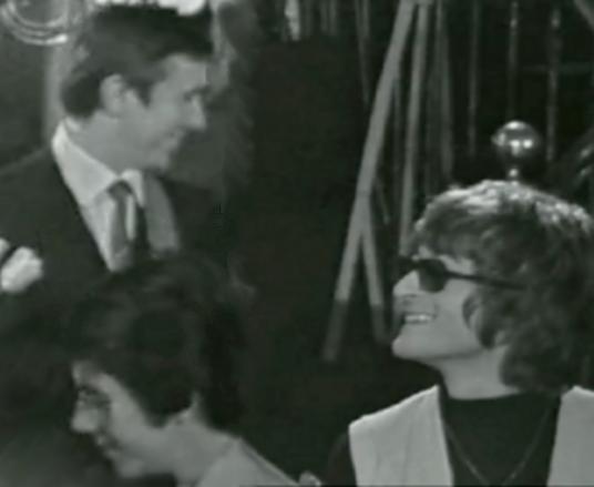 Michel Polnareff y Dariz 1968