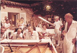 Barclay St Tropez 15 Août 1983