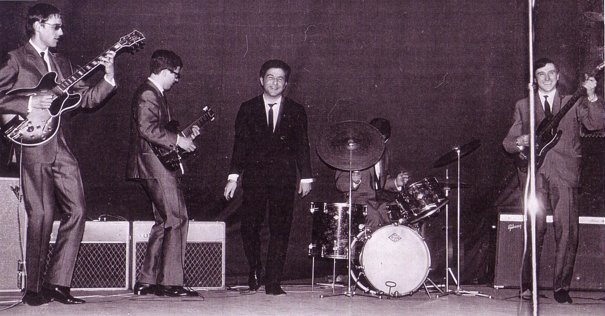 RICHARD ANTHONY BAYONNE 1964
